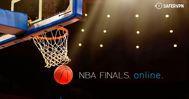 Watch Basketball Online with SaferVPN