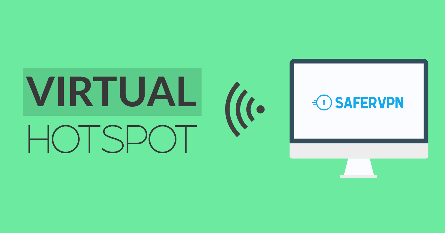 How to create a virtual hotspot