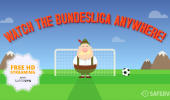 Watch German Bundesliga Live Stream Online