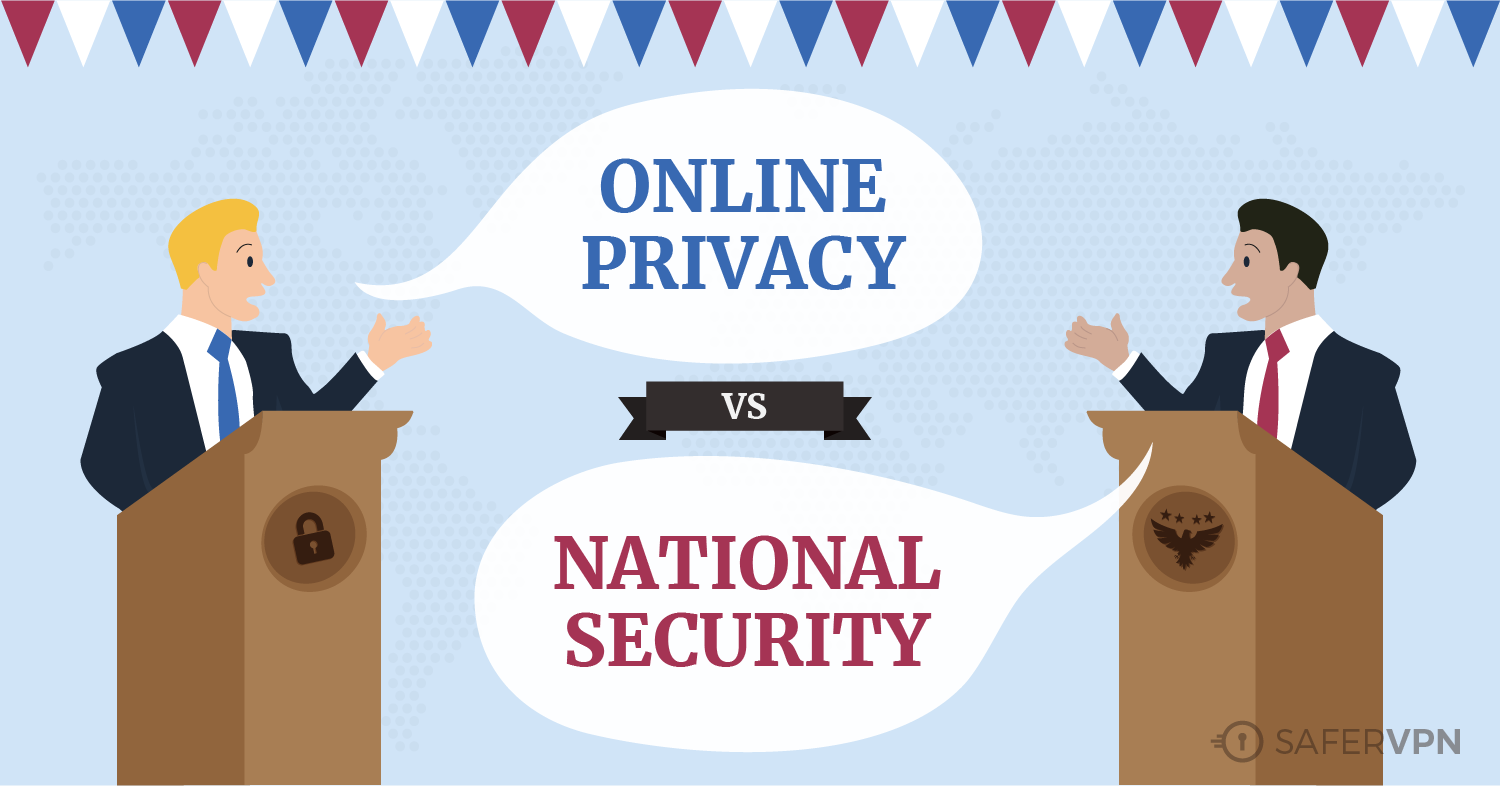 Online Privacy vs National Security Blog Image