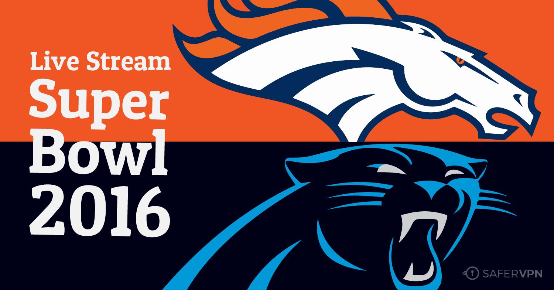 live stream super bowl 2016