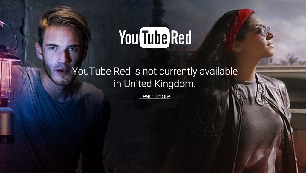 How to Unblock YouTube Outside US YouTube Red UK