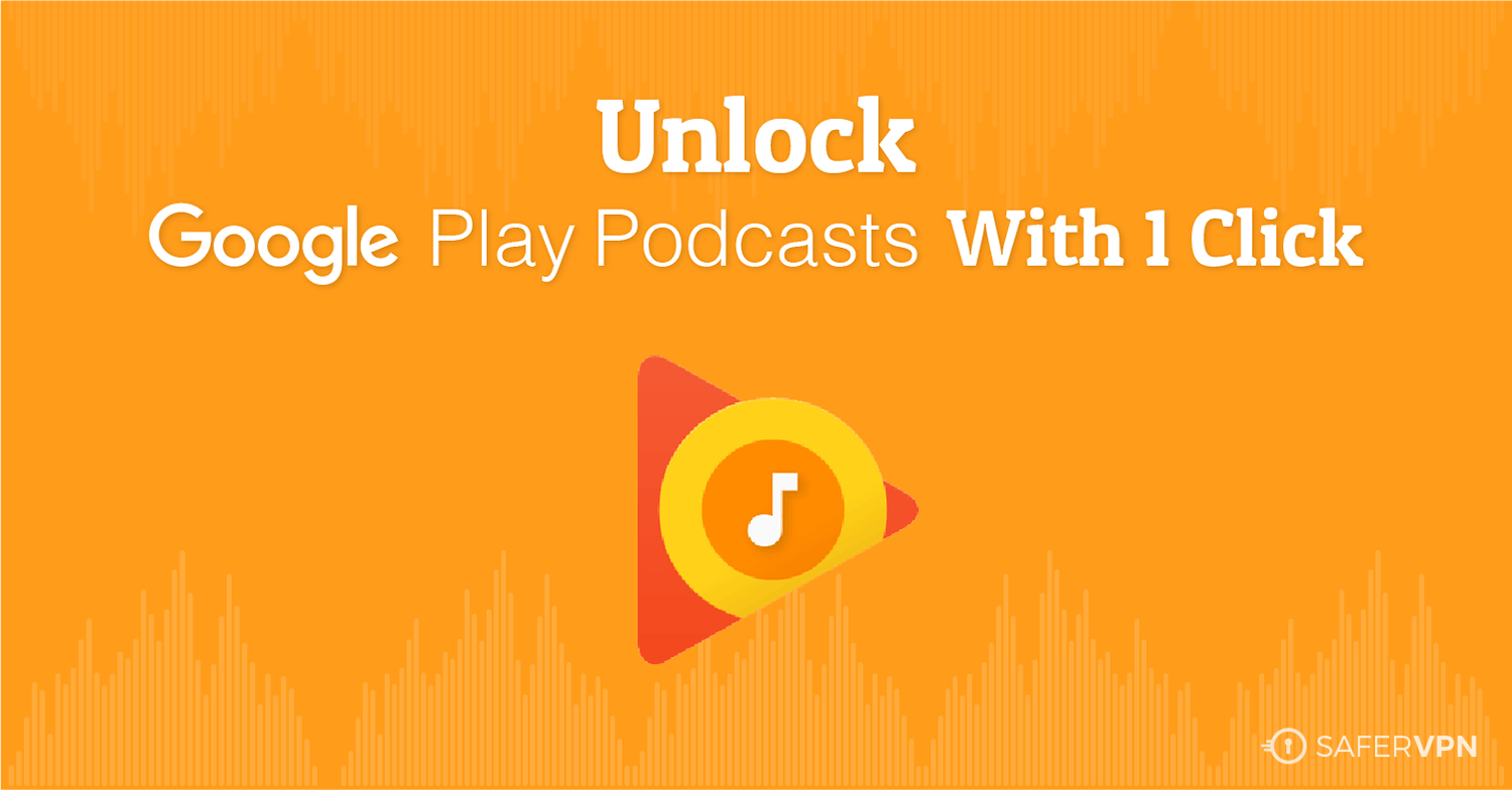 Unlock Google Play Podcasts with 1 Click
