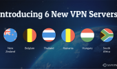 Introducing Our Brand New VPN Servers: 6 More Locations!