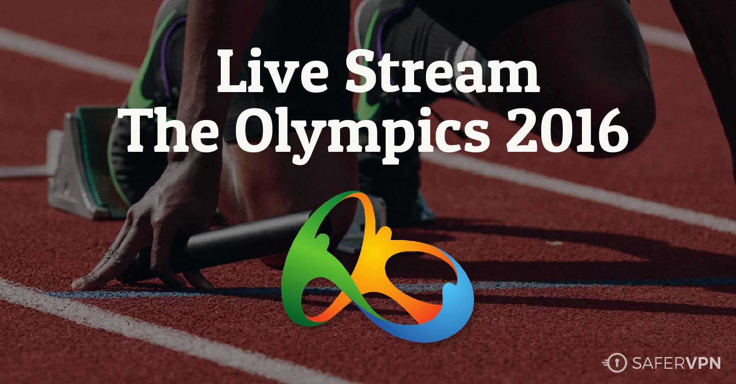 Learn how to live stream the 2016 olympics