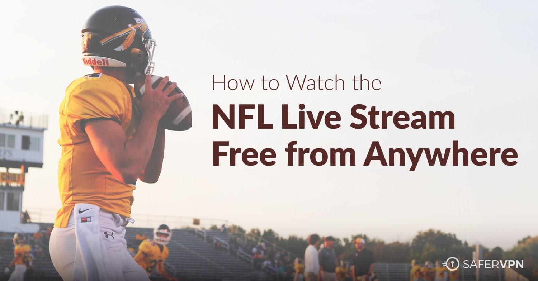 nfl live stream free