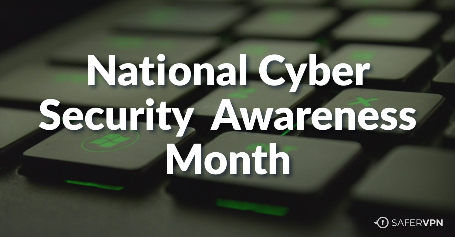 national cyber security month