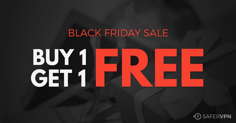 Black Friday VPN Sale SaferVPN