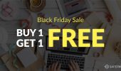 Announcing our Incredible Buy 1 Get 1 FREE Black Friday VPN Sale!
