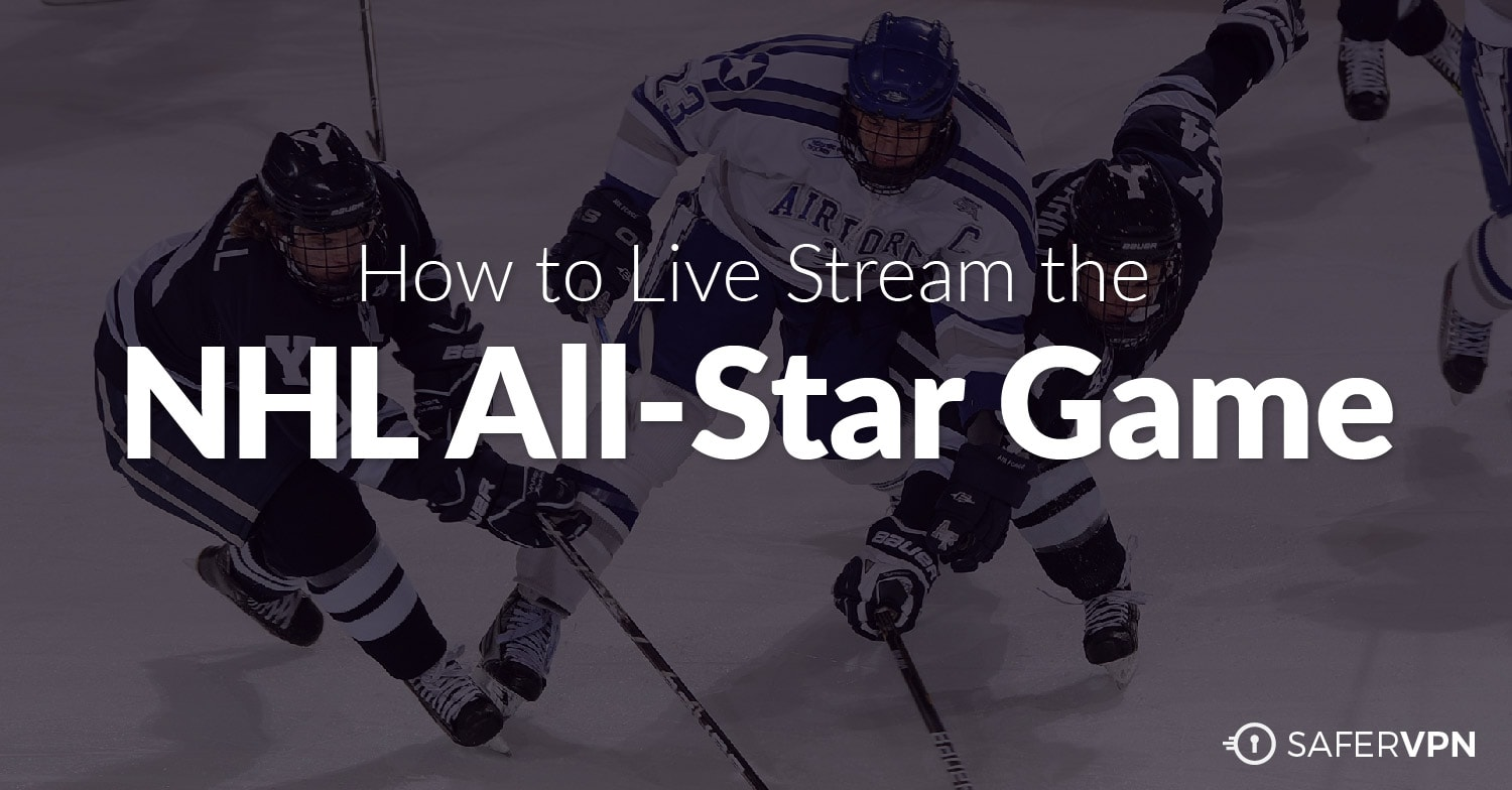 How to Live Stream the NHL All-Star Game
