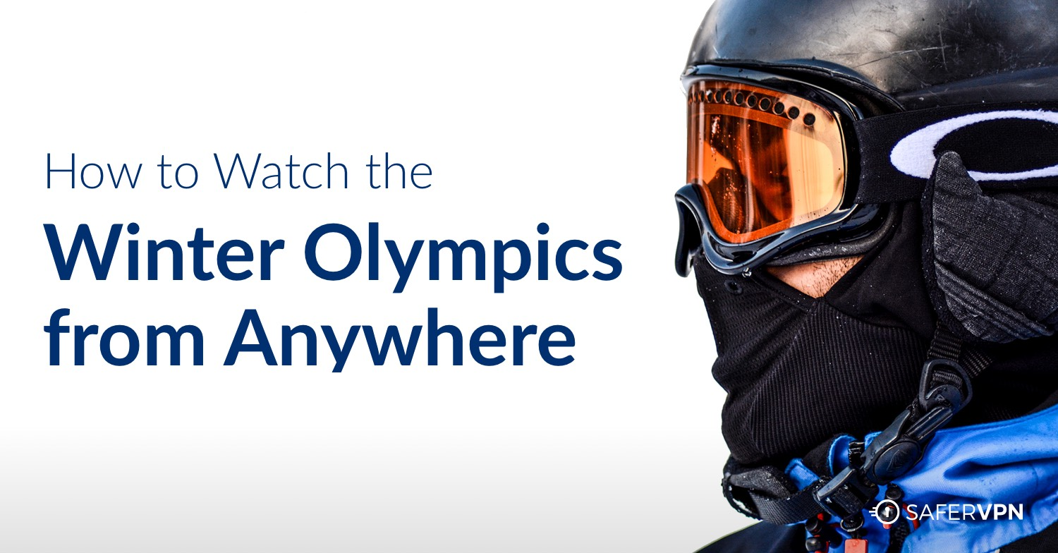 Watch Winter Olympics