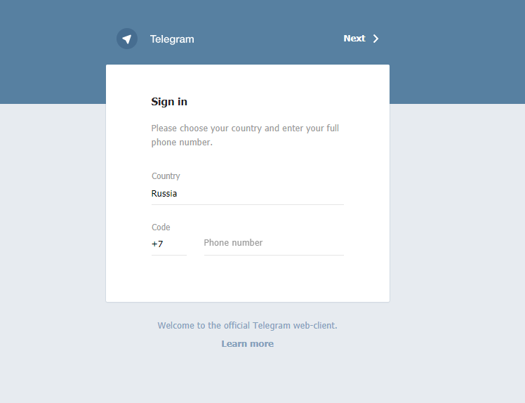 Unblock Telegram Russia