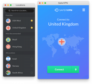 VPN Server list and UK Server