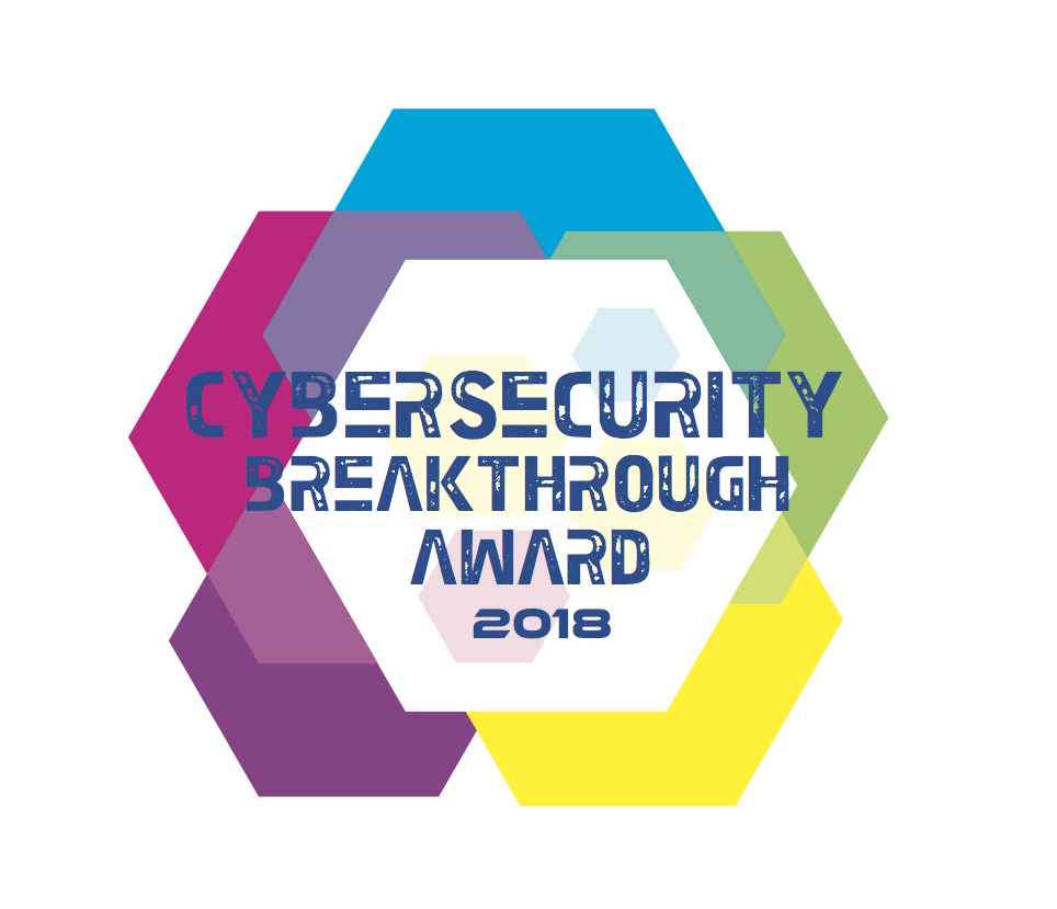 Cybersecurity Breakthrough Award 2018