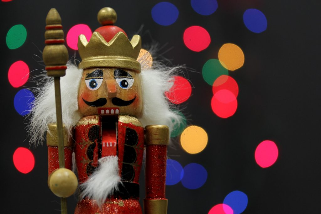 Scary nutcracker