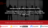 SaferVPN becomes Founding Member of the VPN Trust Initiative with Industry Leaders.