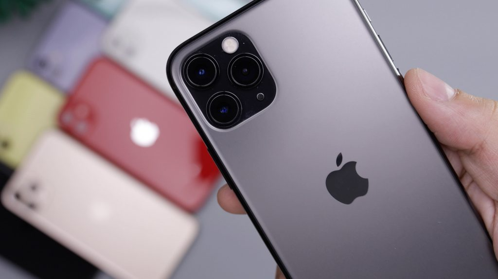 iPhone 11 iOS 14 privacy
